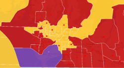 Lower Mainland with Alternative Vote